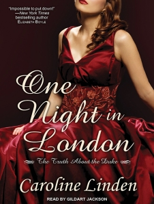 One night in loneon