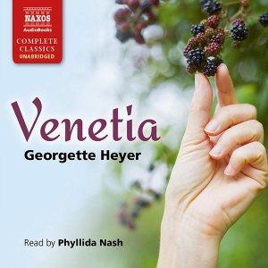 Venetia Naxos audio