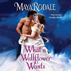 what a wallflower wants audio