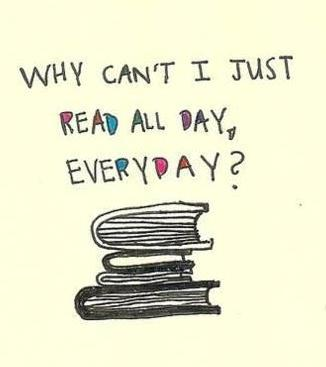 read all day