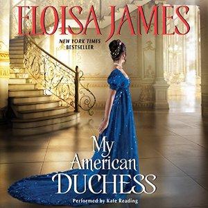 My American Duchess audio