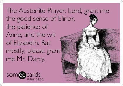 austen prayer