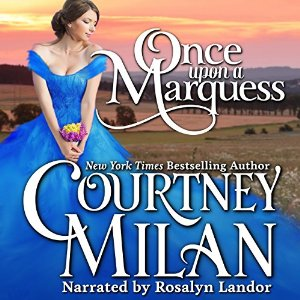 Once Upon a Marquess audio