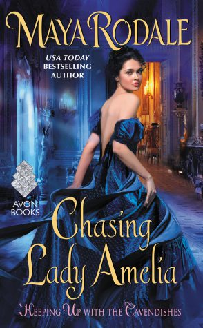 chasing lady amelia cover