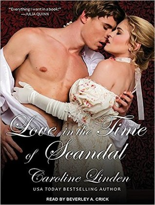 Love in the Time of Scandal audio